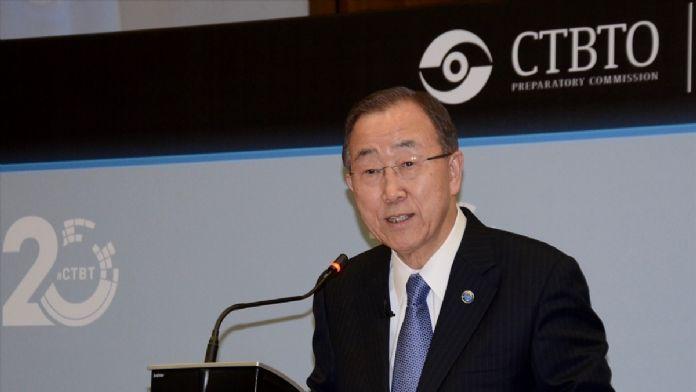 BM'den 8 devlete 'CTBT'yi onaylayın' çağrısı
