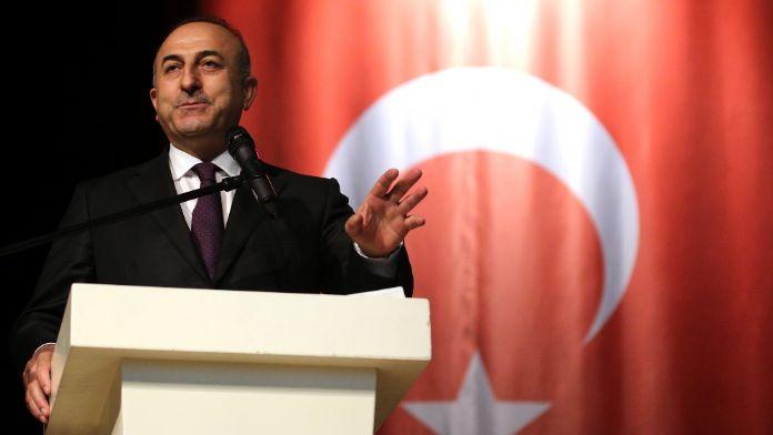 Bakan Çavuşoğlu Ukraynalı mevkidaşıyla görüştü