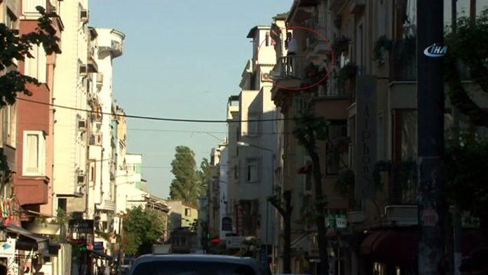 İstanbul'da bir garip olay