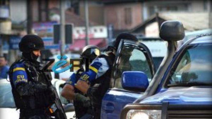 Kosova'da EULEX polisi 50 değişik yere baskın düzenledi