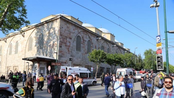 Bakan Müezzinoğlu: '13 yaralı var'