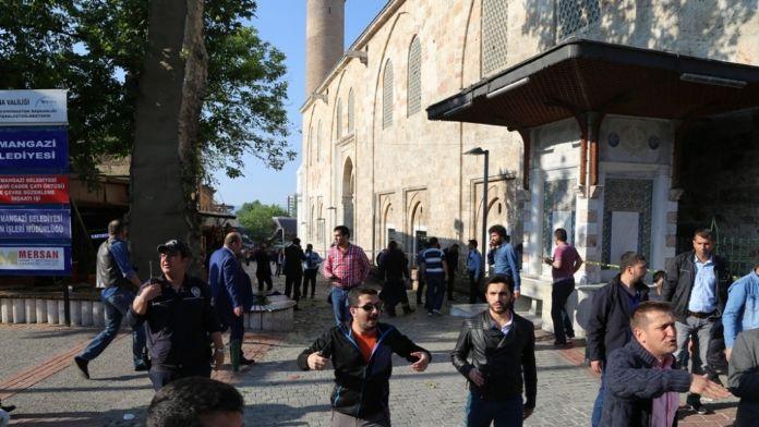 Bursa'daki terör saldırısına ilişkin sıcak gelişme
