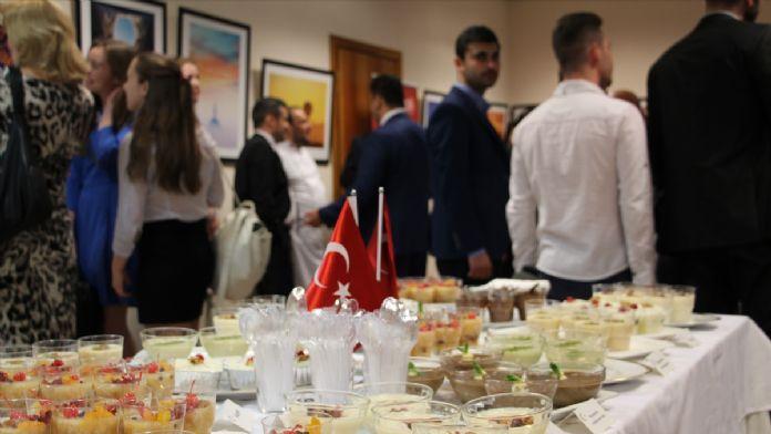 Tataristan'da geleneksel Türk mutfağı tatlıları tanıtıldı