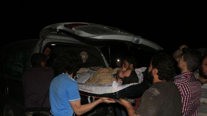 Hastaneye saldırı 30 ölü, 62 yaralı