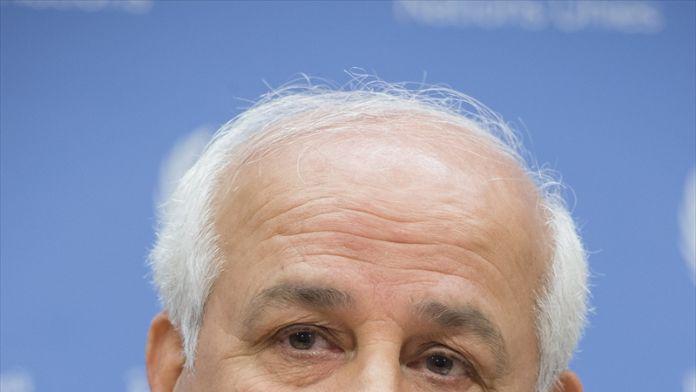 BMGK'da 'Filistinli sivilleri koruma' toplantısı düzenlene