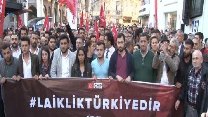 CHP İstanbul İl Gençlik Kolları'ndan Kahraman'a tepki...