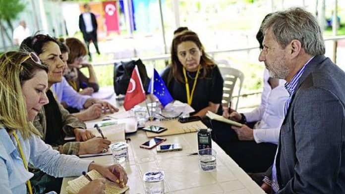 EU's executive arm: Real litmus test for Turkey are accession negotiations