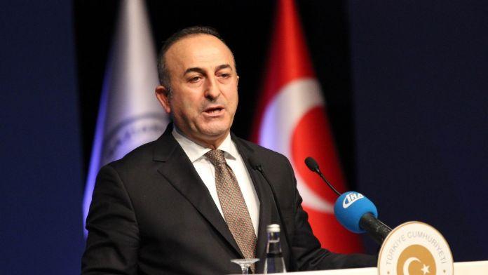 Çavuşoğlu BAE Dışişleri ile Görüştü