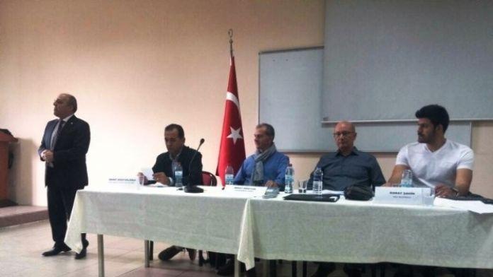 'Türkiye Voleybol Liglerinde, Antrenör, Hakem, Sporcu İlişkileri' Panelde Tartışıldı