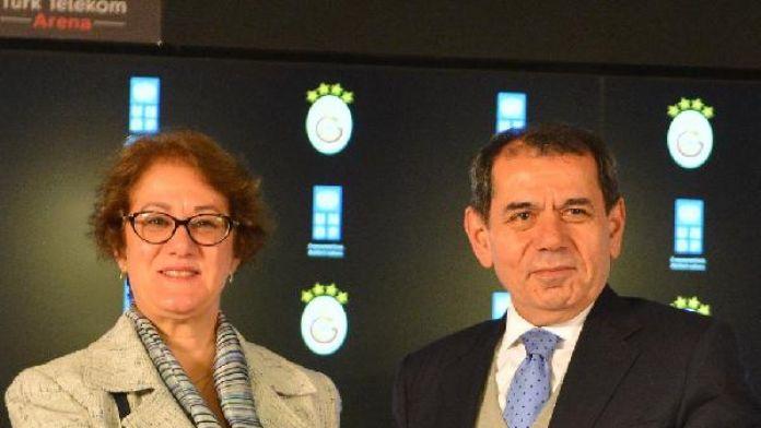 Galatasaray Kulübü, UNDP ile ortaklık kurdu
