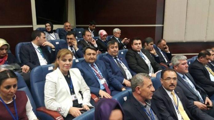 AK Parti Teşkilatı, İl Başkanları Toplantısına Katıldı