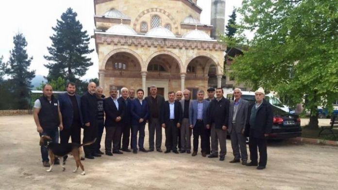 AK Parti Fatsa İlçe Başkanlığı'ndan Mahalle Ziyaretleri