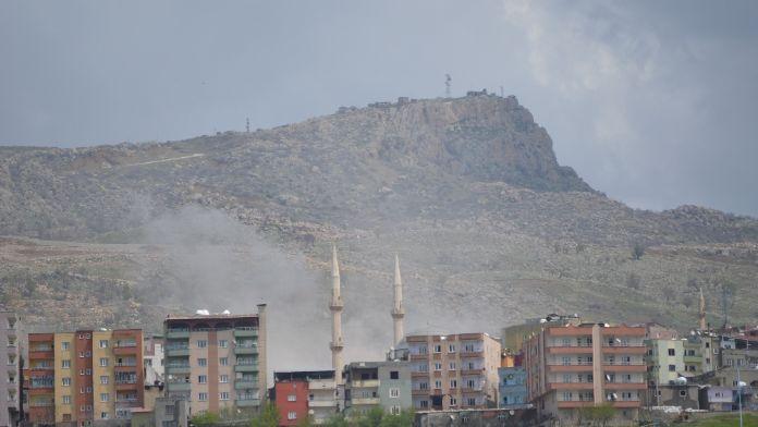Şırnak'ta teröristler köşeye sıkıştırıldı