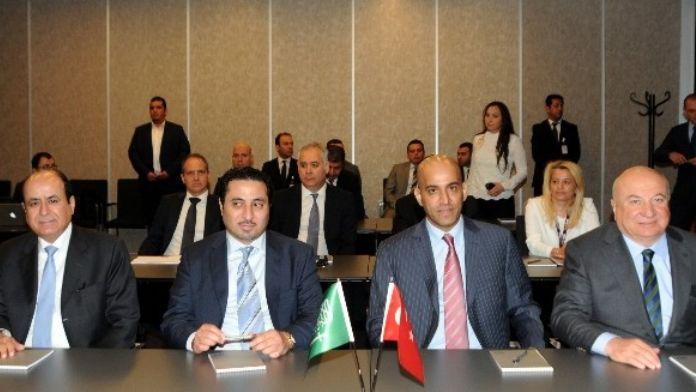Tav, Suudi Havacılık Heyetini Türkiye'de Ağırladı