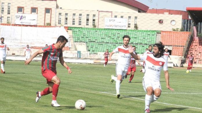 Diyarbekirspor Ankara'ya Gidiyor