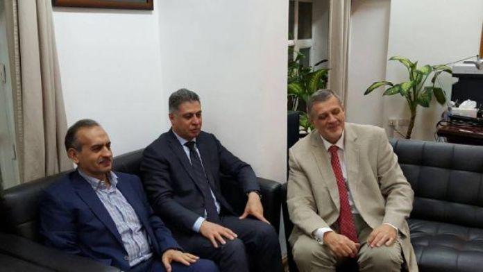 BM Irak özel temsilcisine Tuzhurmatu olayları anlatıldı
