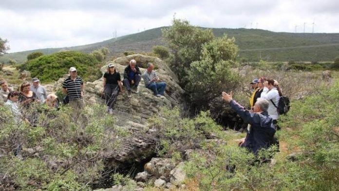 Germiyan'da İlk Doğa Ve Kültür Turu Gerçekleşti