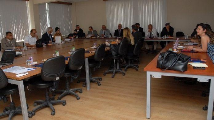 Uluslararası Mersin Bilim Şenliği Toplantısı