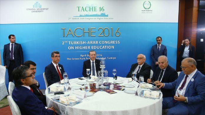 Türk-Arap Yükseköğretim Kongresi 28 Nisan 2016 Perşembe