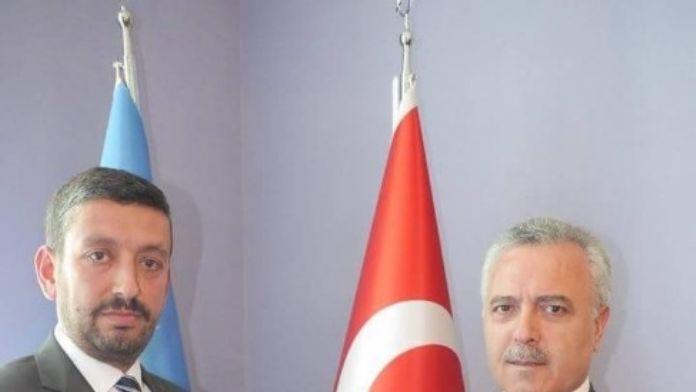 AK Parti Avanos İlçe Başkanlığına Ahmet Fatih Kesal Atandı