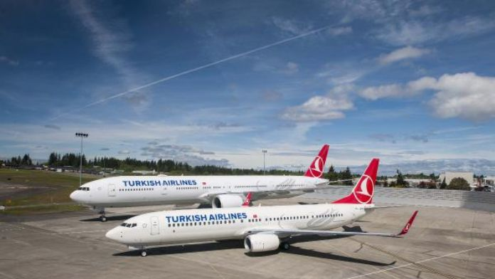 THY bu yıl Boeing'den 26 uçağı teslim alacak