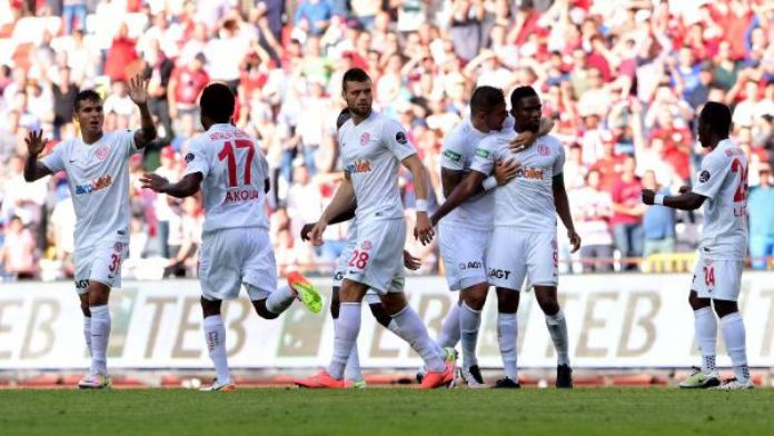 Antalyaspor'da hedef Torku Konyaspor galibiyeti