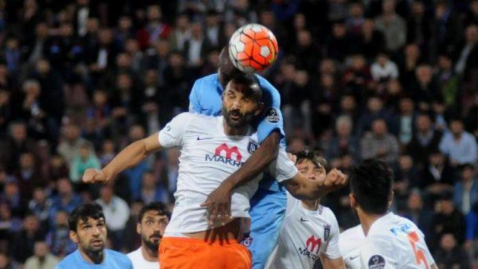 Trabzonspor'un moral maçı