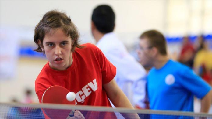 Özel Sporcular Türkiye Masa Tenisi Şampiyonası