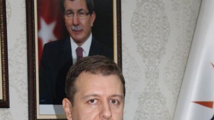 AK Parti İl Başkanı Filiz'den 1 Mayıs Mesajı