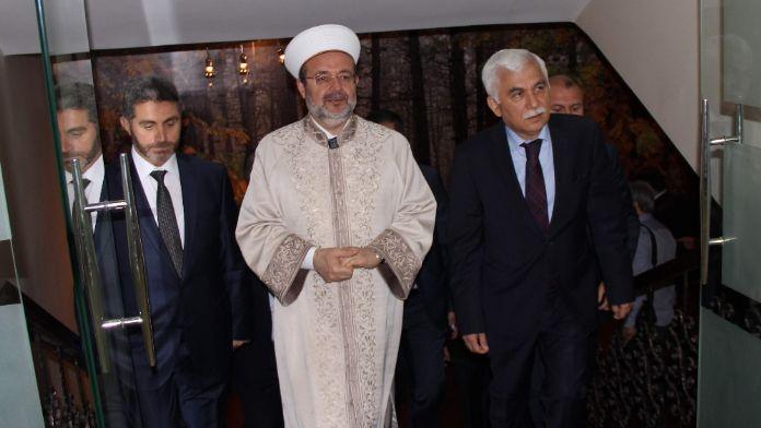 Diyanet İşleri Başkanı AİHM'nin kararını yorumladı