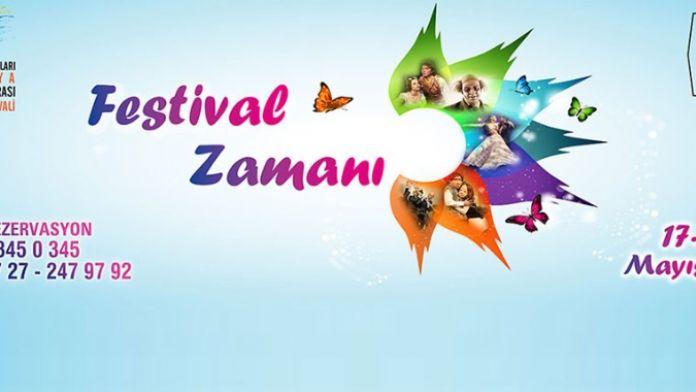Antalya 7. Uluslararası Tiyatro Festivali'ne geri sayım başladı