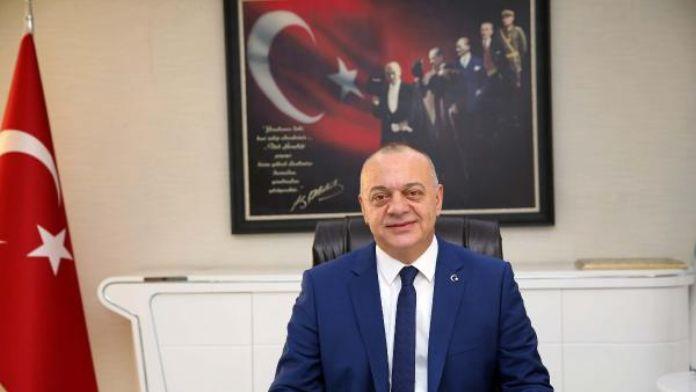 Başkan Ergün'den, bombalı saldırıya kınama