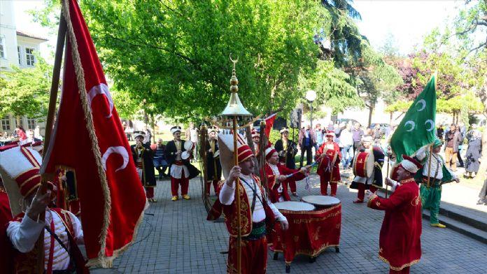 Kanuni Sultan Süleyman'ın 521. doğum yılı etkinlikleri