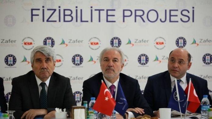 Başkan Kamil Saraçoğlu: Gelenekten Geleceğe Kütahya Projesi Hayırlı Olsun