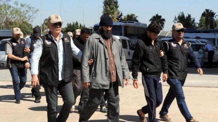 IŞİD operasyonunda 4 tutuklama