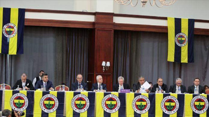 Fenerbahçe Yüksek Divan Kurulu toplandı