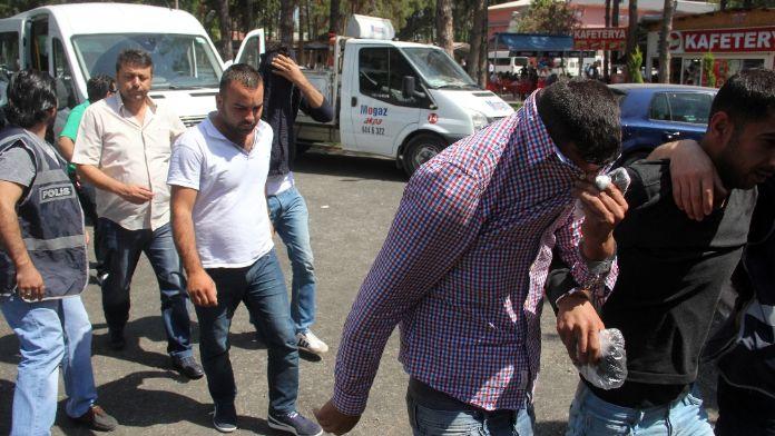 Adana'da uyuşturucu operasyonu: 38 gözaltı