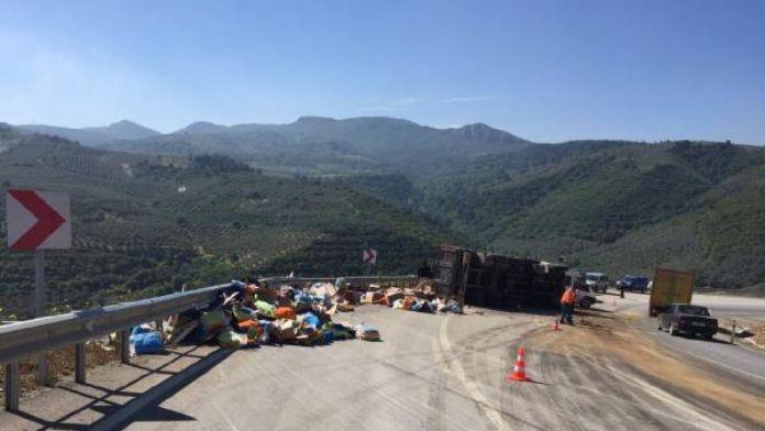 İznik'te kaza: 2 ölü