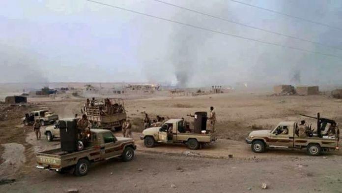 Haşdi Şabi ve Peşmerge kritik bölgede operasyon başlattı