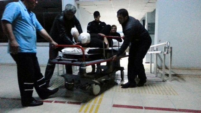 Bartın'da Motosiklet Kazası: 1 Yaralı