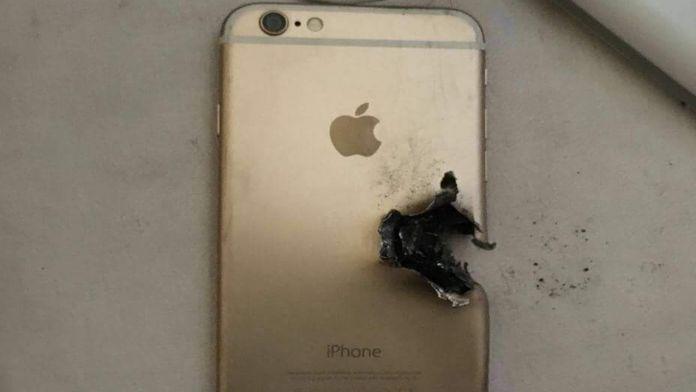 Uzman çavuşu cep telefonu kurtardı