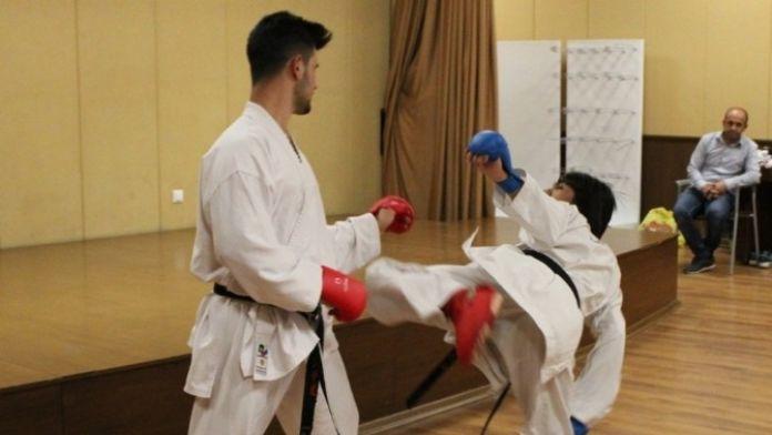 Kipa Aile Kulübünün Karate-do Kursları Başladı