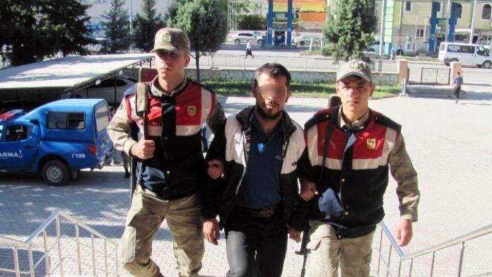 Evinin Duvarına PKK Lehine Yazı Yazan Bir Kişi Gözaltına Alındı