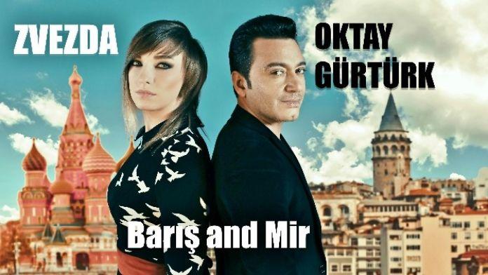 Türk Ve Rus Sanatçılardan Türkiye-rusya Dostluğuna Anlamlı Klip