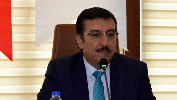 Gümrük ve Ticaret Bakanı Tüfenkci: 30 Nisan 2016 Cumartesi