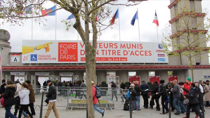 112. Uluslararası Paris Fuarı açıldı