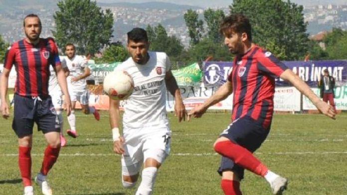 Gölcükspor-Niğde Belediyespor: 2-0