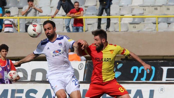 Göztepe 1-2 Gaziantep Büyükşehir Belediyespor