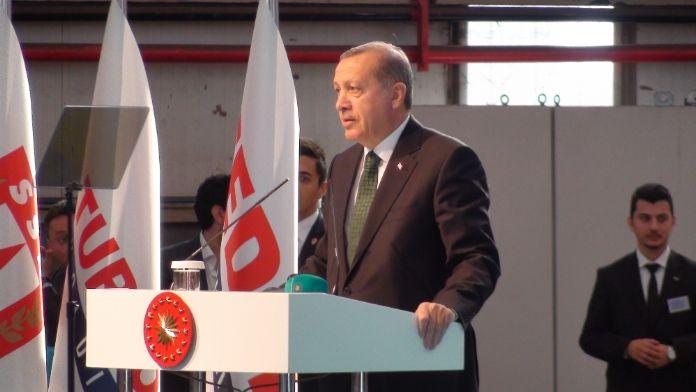 Erdoğan: Bu gemi dünyanın her köşesinde...'
