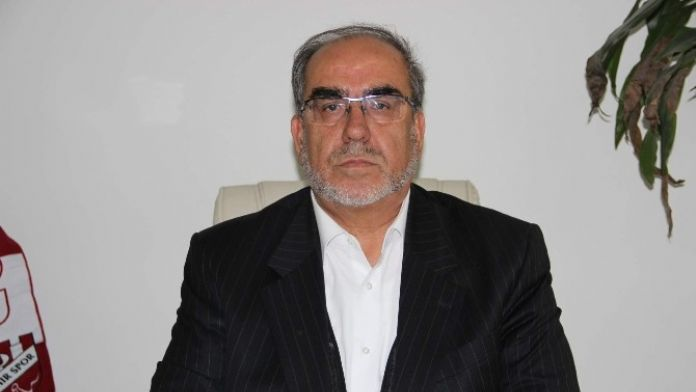 Nevşehir Spor Kulüp Başkanı Necmi Cantekin İstifa Etti